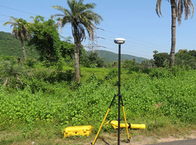 Topographical & Detail Survey